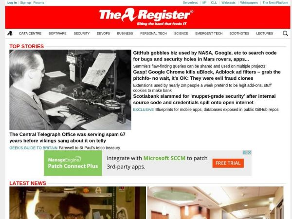theregister.co.ukresimleri