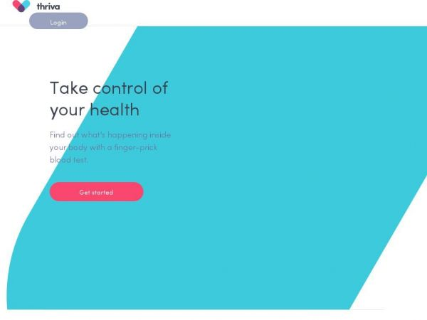Thriva - Track and improve your health