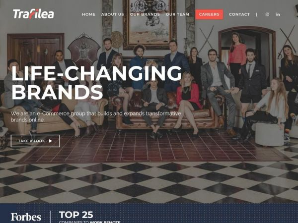 Trafilea - Brands that Change People's Lives