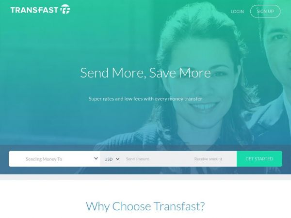 Send money online with a lowest cost remittance. Transfast
