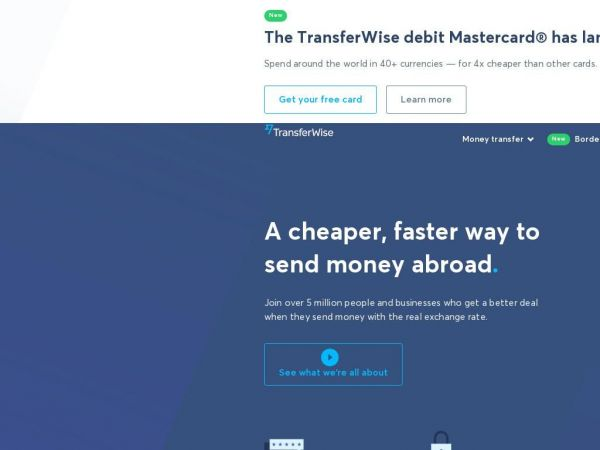 Transfer Money Online | Send Money Abroad with TransferWise