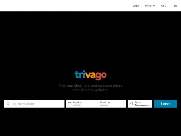 trivago: search & compare hotel prices from 329+ booking sites