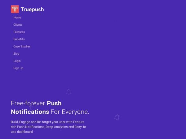 Cross Platform Push Notifications | Free Forever Push Notifications For Website