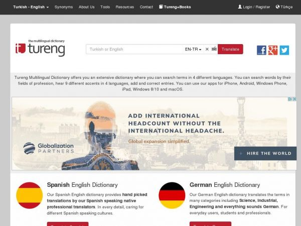tureng.com - Tureng - Turkish English Dictionary
