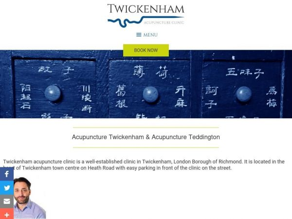 twickenhamacupunctureclinic.co.uk Twickenham Acupuncture Clinic | Acupuncture Twickenham