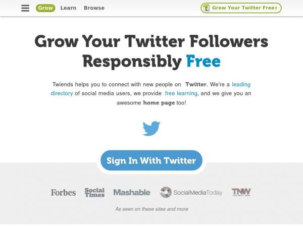 Free Twitter Followers Promotion | Start Instantly | No Survey