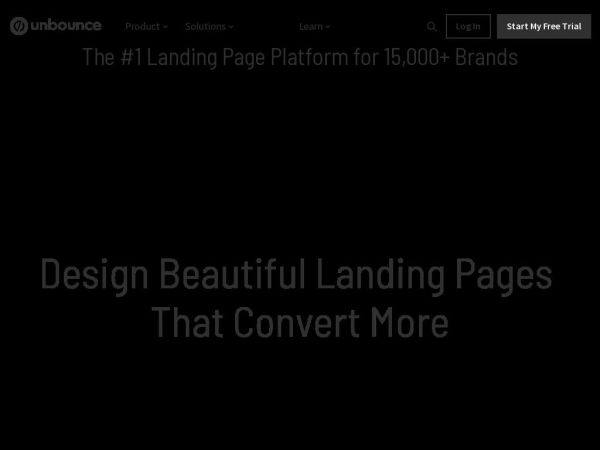 Landing Page Builder & Conversion Platform for Marketers | Landing Page Software