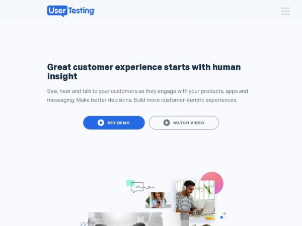 usertesting.com - Create A Better Customer Experience | UserTesting