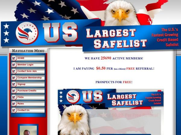 U.S. LARGEST SAFELIST
