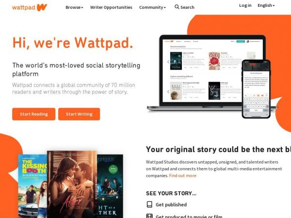 wattpad.com - Wattpad - Where stories live