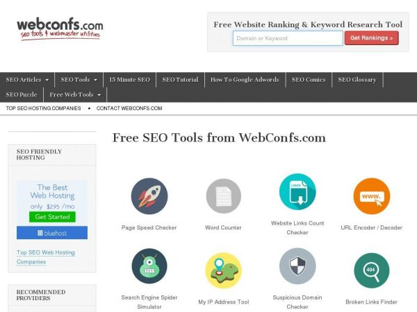SEO Tools - Search Engine Optimization Tools