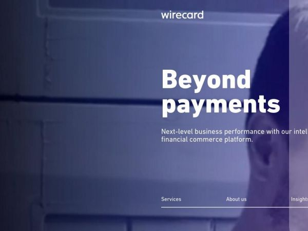 Beyond Payments | Wirecard