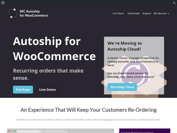 WC Autoship for WooCommerce