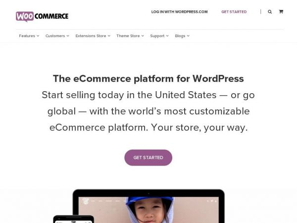 woocommerce.com - WooCommerce - Sell Online With The eCommerce Platform for WordPress