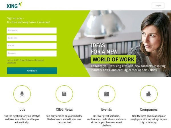 xing.com - XING – For a better working life