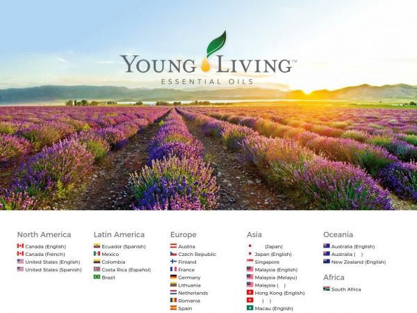 youngliving.com - Young Living Essential Oils | World Leader in Therapeutic-Grade Essential Oils