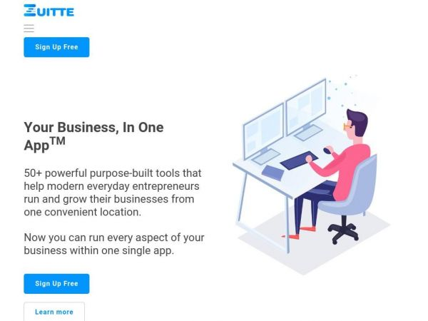 Zuitte | 50+ Tools for Entrepreneurs - Run Your Business in one Suite
